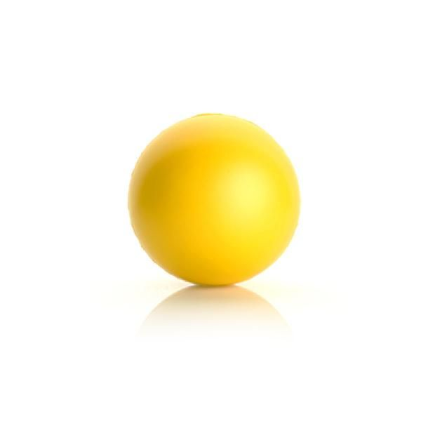 Stressball Yellow Recreation Stress Reliever Productview21671[1]
